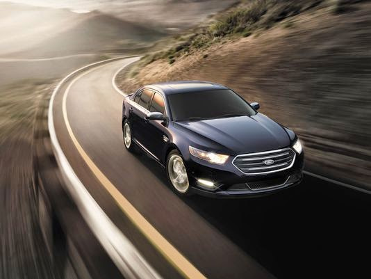 Ford Will Debut New Ford Taurus At The Shanghai Auto Show