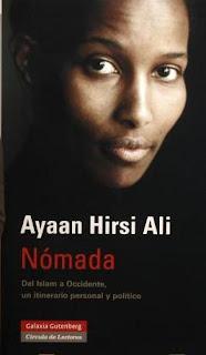 Nómada, de Ayaan Hirsi Ali