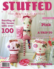 Featured in Stuffed magazine summer Vol 4 issue 2