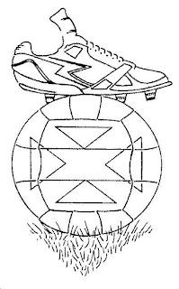 Desenhos Para Colori mascotes palmeiras corinthans gavioes da fiel  desenhar