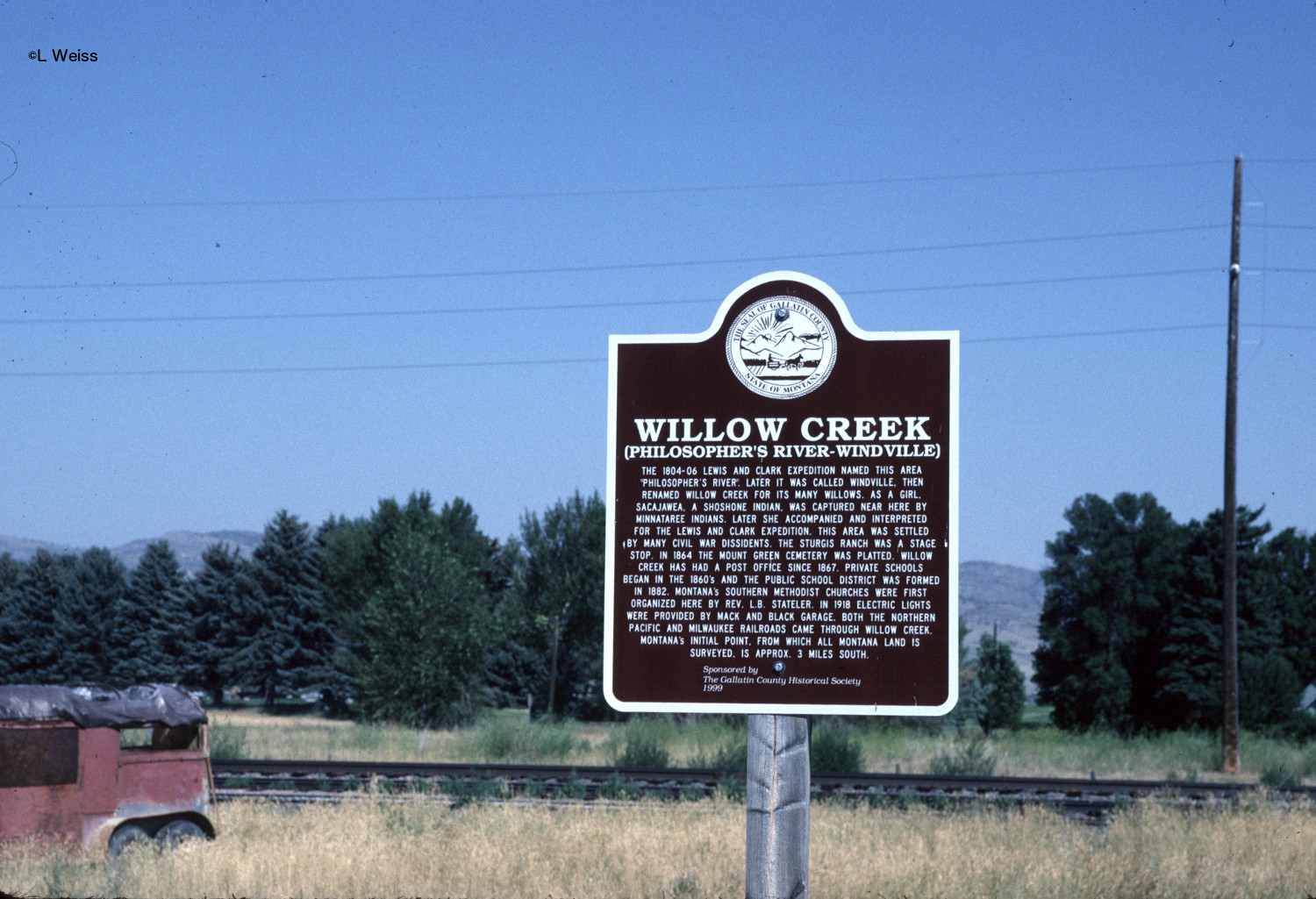 On the trail of lewis and clark willow creek mt for The lodge at willow creek