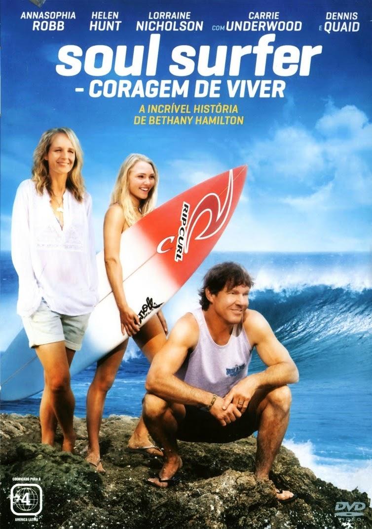 Soul Surfer: Coragem de Viver – Dublado (2011)