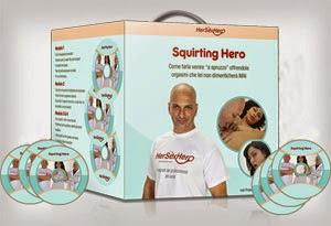 Squirting Hero