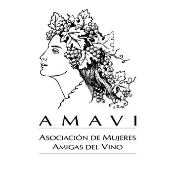 LOGO ASOCIACIÓN DE MUJERES AMIGAS DEL VINO AMAVI