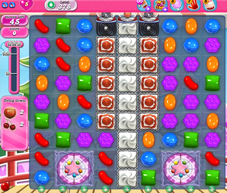 Candy Crush Saga 378