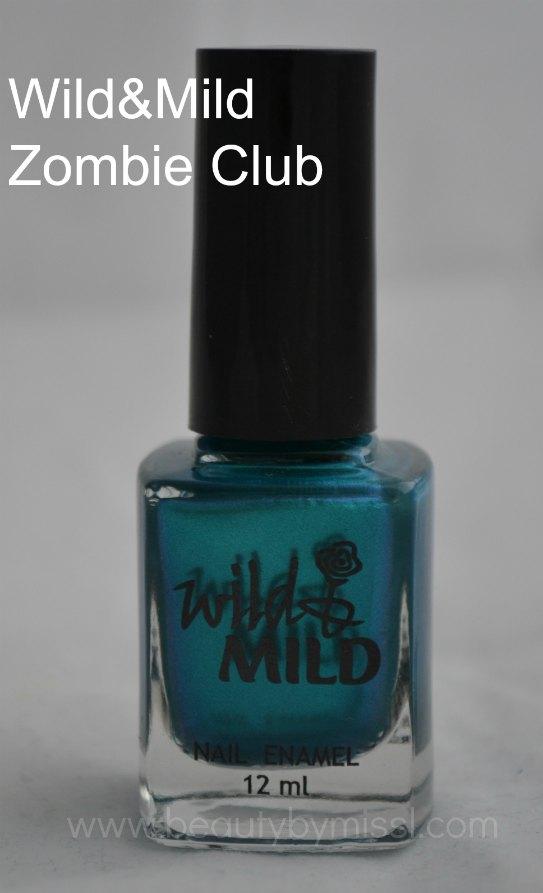 blue nail polish, sinine küünelakk
