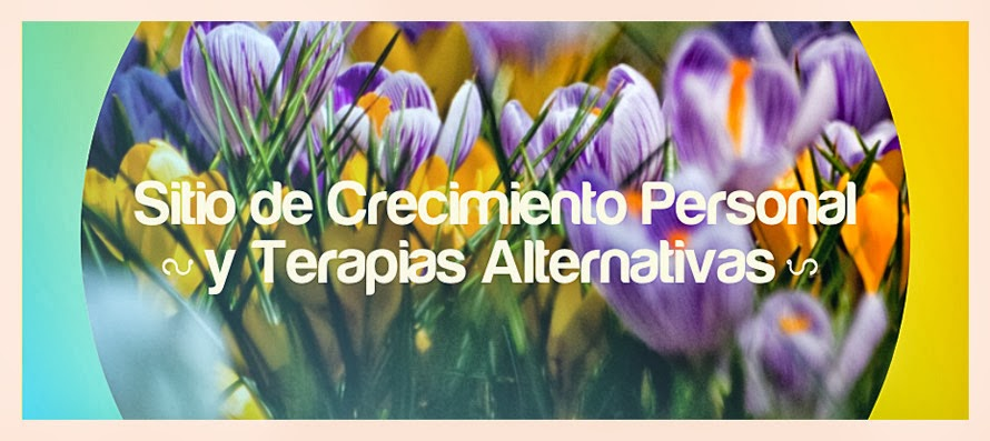 Sitio de Crecimiento personal y Terapias Alternativas