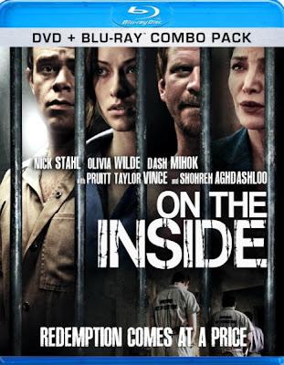 On The Inside (2011) 720p BRRip 597MB mkv subs español (RESUBIDA)