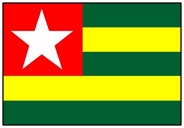 Jeu des drapeaux - Page 6 Drapeau_togo