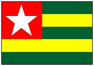 drapeau du togo