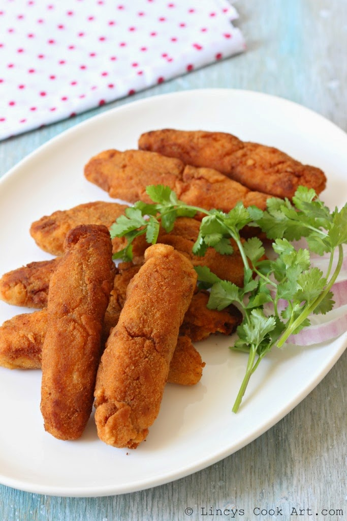 Spicy Fish fillets