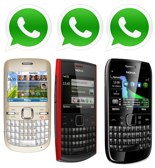 Free WhatsApp Messenger Nokia E63 Apps - Mobiles24