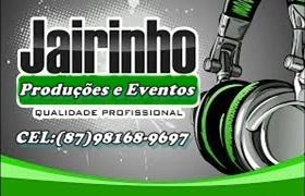 JAIRINHO PRODUÇÕES E EVENTOS