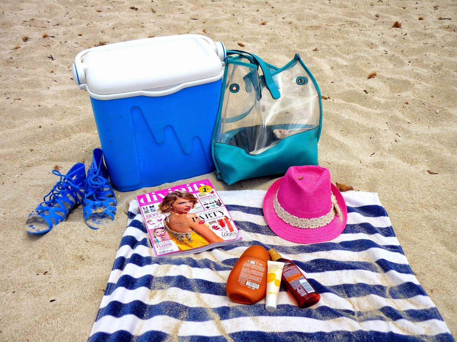 que llevar playa