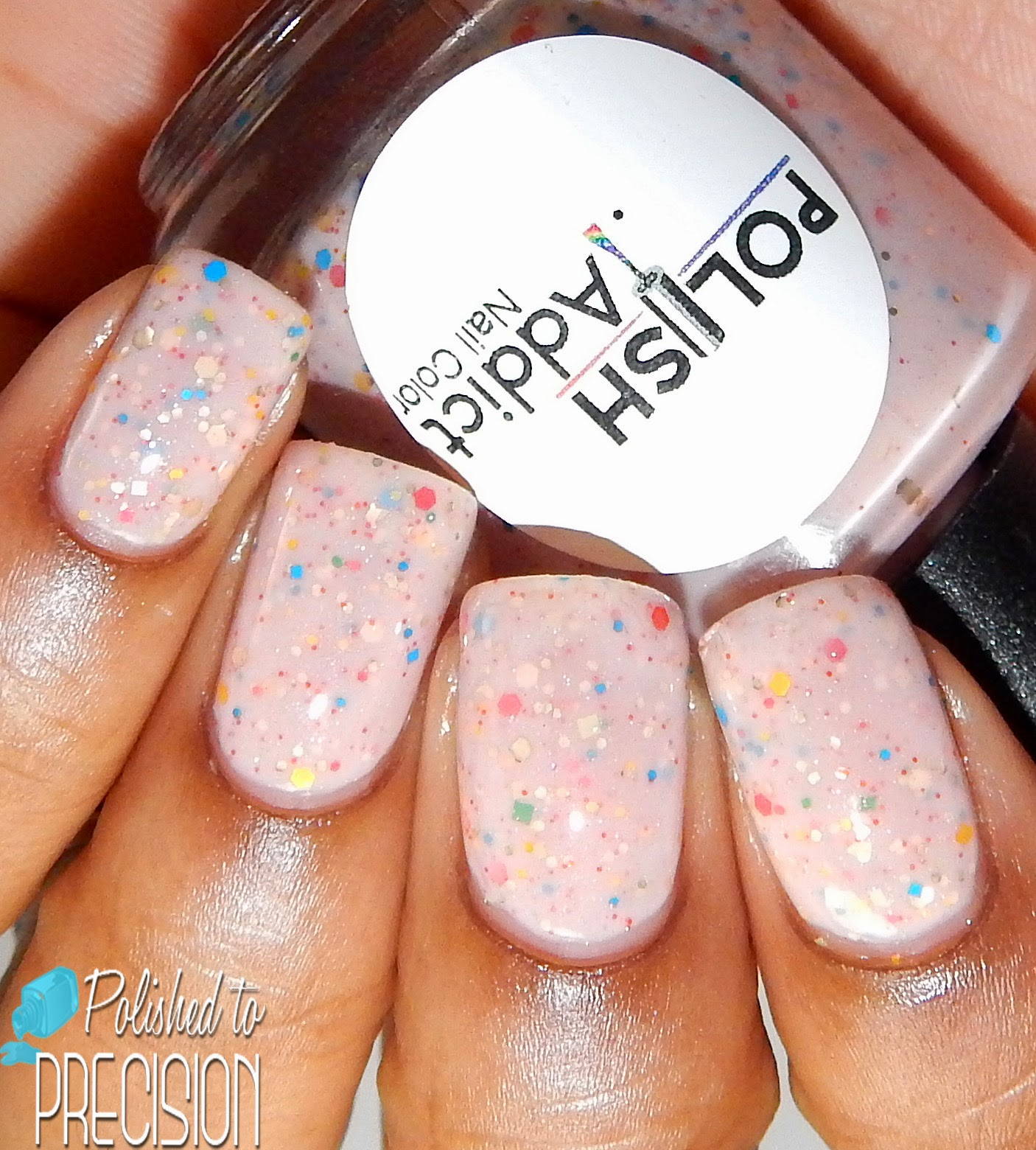 Polish Addict Coral Beach