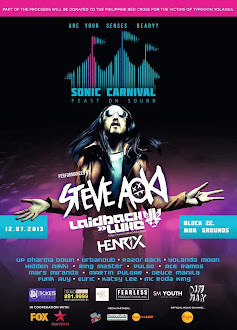 Sonic Carnival: Feast on Sound 2013