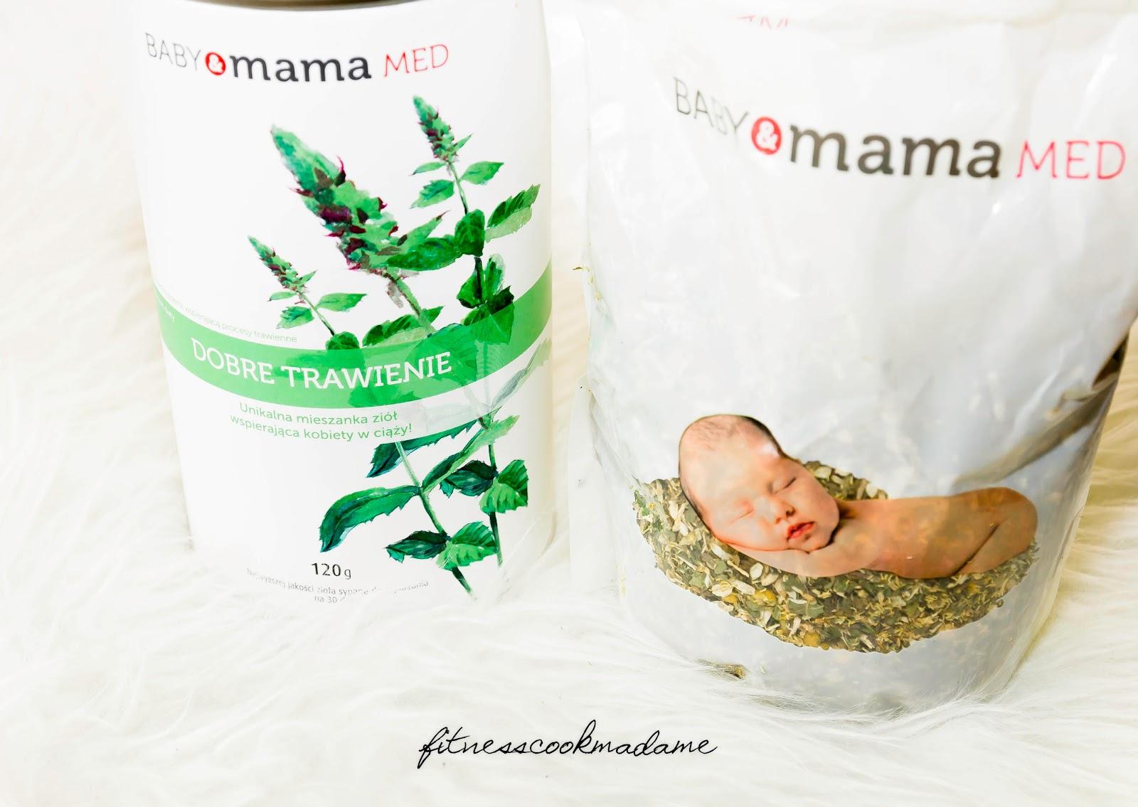Baby&Mama Med- DOBRE TRAWIENIE