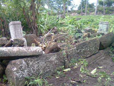 Kuburan Ulama Tidak Terawat
