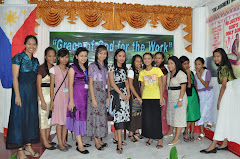 Very happy young ladies (Mission Conf. 2011)