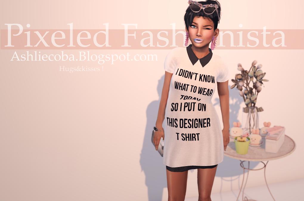 Pixeled Fashionista