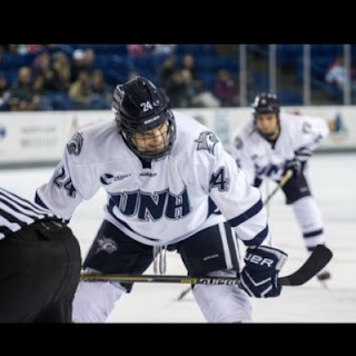 NCAA: UNH Captain's Corner - Disappointing Trip To Michigan State