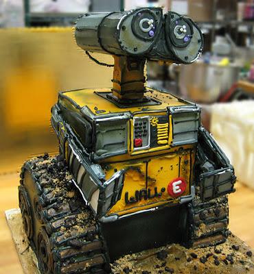 Bolo Robot
