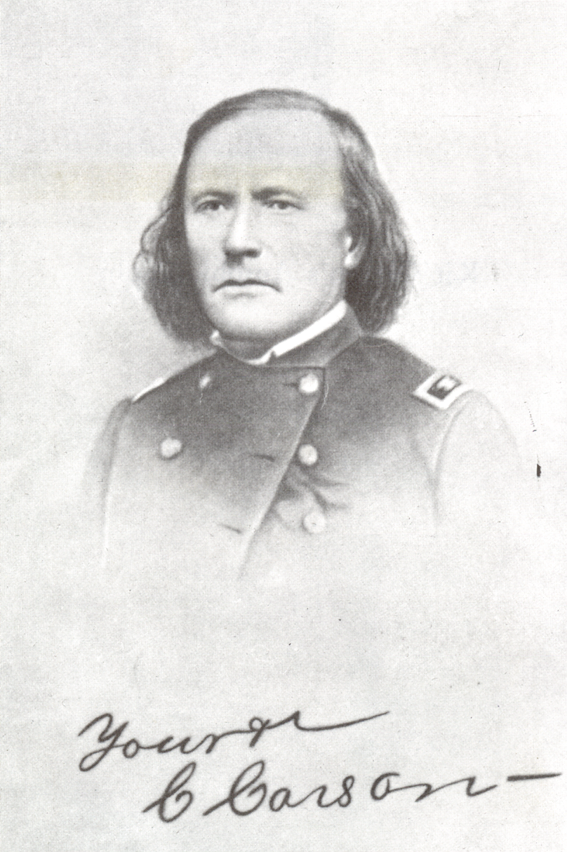 kit carson Primary sources kit carson christopher (kit) carson was born in madison county, kentucky, on 24th december, 1809 the family moved to howard county, missouri, when carson was a child.