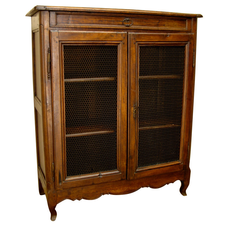 Chicken Wire Kitchen Cabinet Doors: Andrew Barnes Lifestyle: ...not Just For Chickens