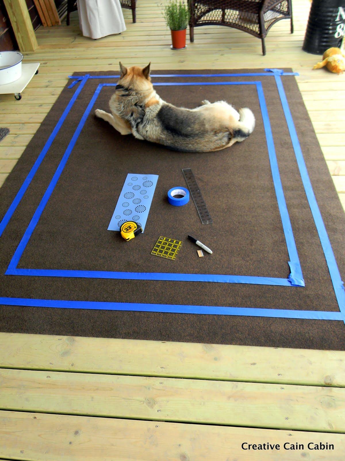 menards outdoor rugs