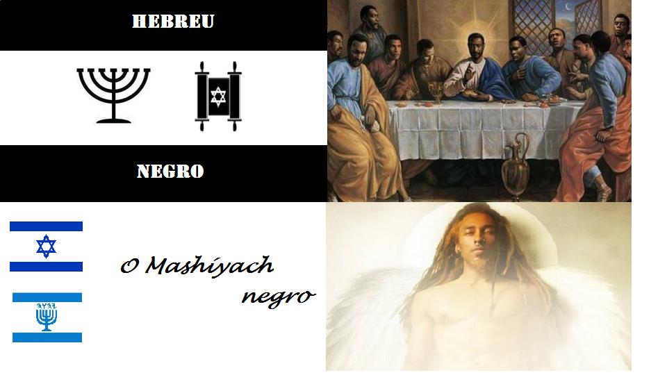 Hebreu Negro