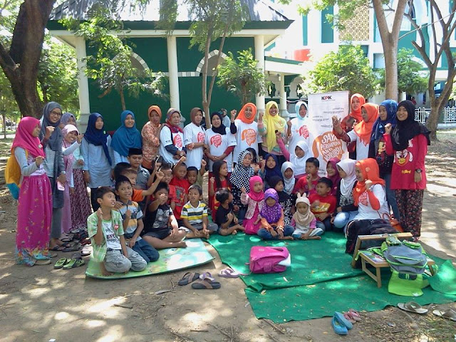 SPAK Ber-SEMAI di Ramadhan Belajar Ceria