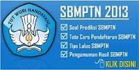 Soal Prediksi SBMPTN