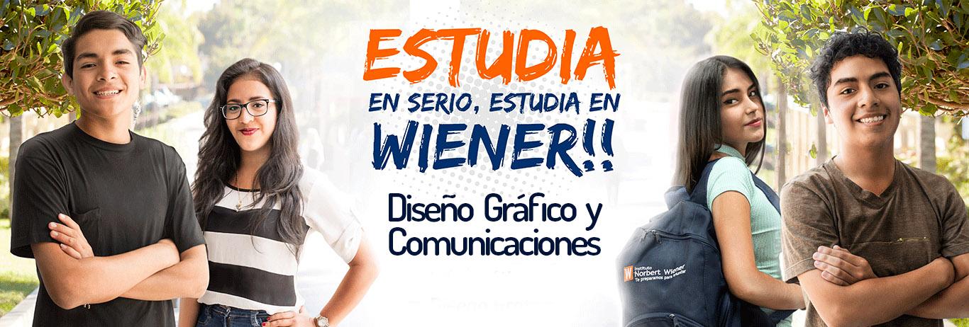 ESCUELA DE  DISEÑO Y COMUNICACIONES
