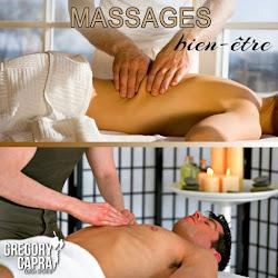 Massage par Grégory Capra