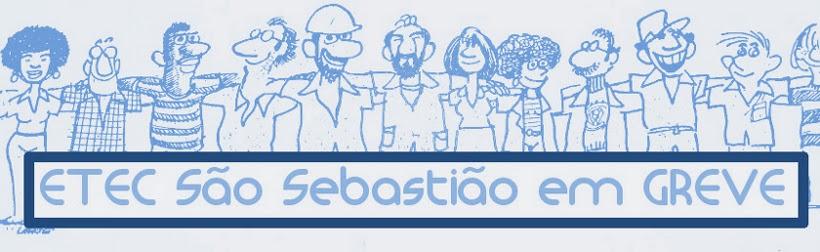 ETEC São Sebastião em GREVE