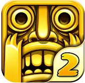 Temple run 2  gratis, baixem em seus iphones e ipads.