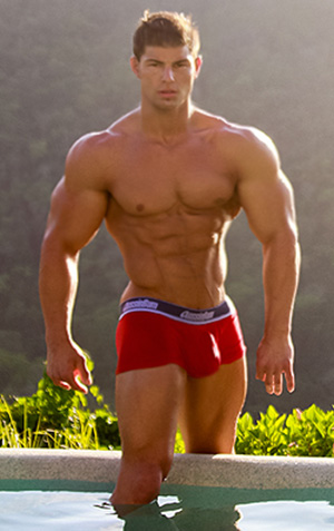 Stud In Red