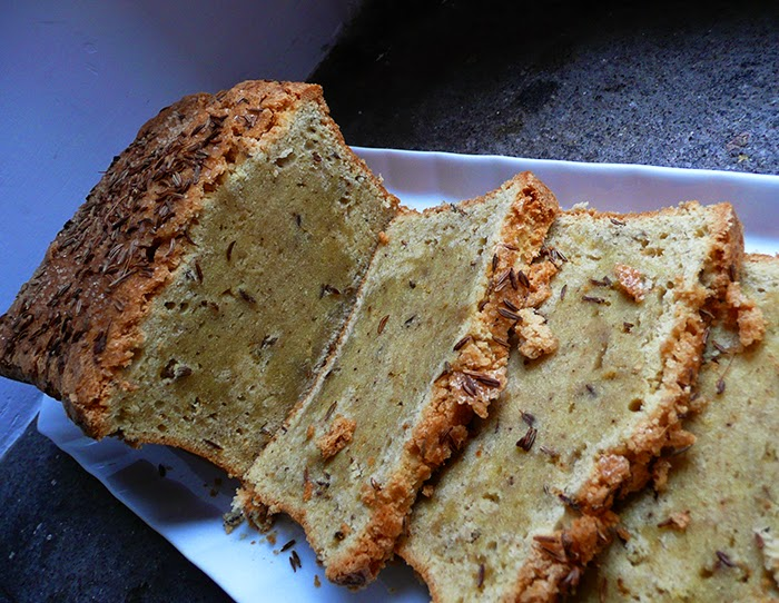 Caraway Seed Cake Uk