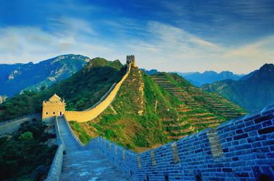 Foto de la Gran Muralla China