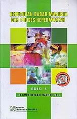toko buku rahma: buku KEBUTUHAN DASAR MANUSIA DAN PROSES KEPERAWATAN EDISI 4,pengarang tartowo dan wartonah, penerbit salemba medika