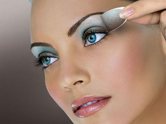 Bridal Eye Makeup For Blue Eyes : smokey eye makeup for blue eyes Bridal Makeup