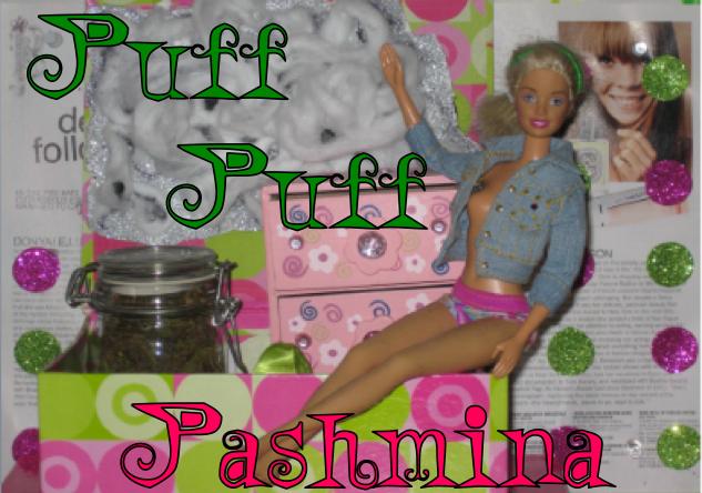 Puff Puff Pashmina