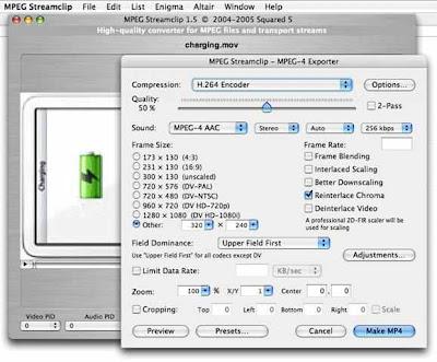 تحميل برنامج MPEG Streamclip مجانا