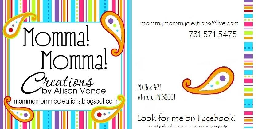 Momma! Momma! Creations