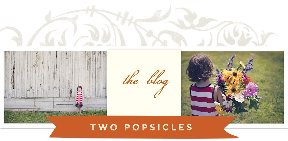 Two Popsicles