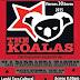 THE KOALAS en Landó Foro Página Toluca en Viernes 30 de Enero 2015