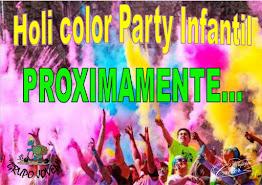 Holi Color Party Infantil