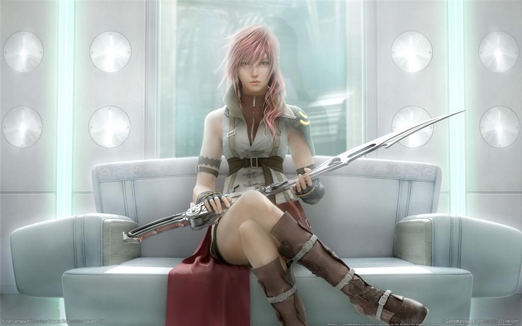 Final Fantasy HD & Widescreen Wallpaper 0.870054666085225