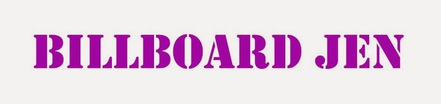 Billboard Jen