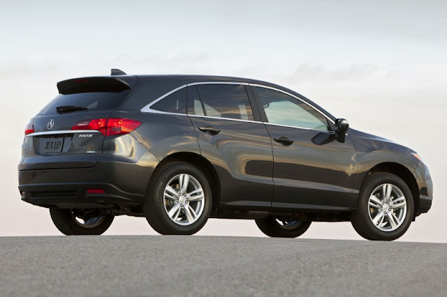 2015 New Acura RDX Performace view side view